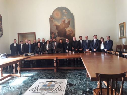Costituita a Benevento l'UCID, ne è presidente Biagio Mataluni