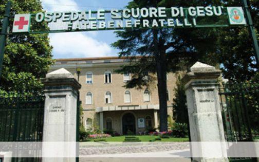 Ipertensione arteriosa, terapia innovativa al Fatebenefratelli di Benevento