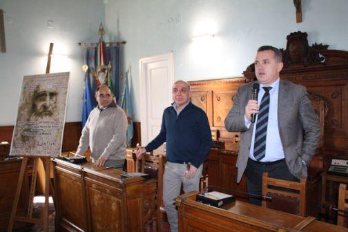 """Rocca dei Rettori, presentata la Mostra """"Leonardo da Vinci"""""""