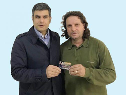 Faicchio, Raffaele Riccio e Antonio Onofrio aderiscono alla Lega di Salvini