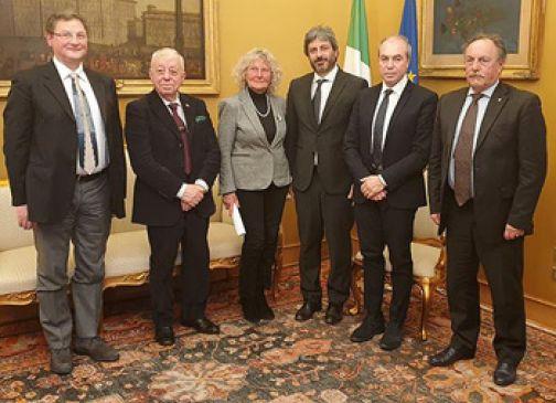 Il presidente Fico incontra i piccoli Comuni, Spina: Evitare lo spopolamento