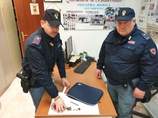 Ordinanza di custodia cautelare per due cittadini rumeni: arrestati nel Casertano