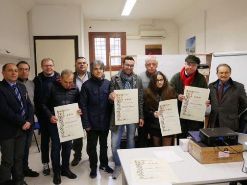 """Pro Loco Città di Benevento, premiati i vincitori di """"Natale in foto"""""""