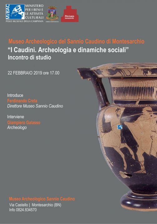 """Montesarchio, """"Un pomeriggio al Museo"""": venerdì primo appuntamento"""