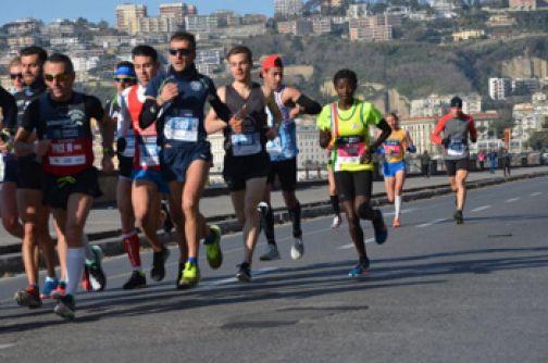 Napoli City Half Marathon, bene l'Amatori Podismo Benevento