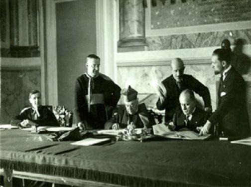 I 90 anni dei Patti Lateranensi al Centro Studi del Sannio