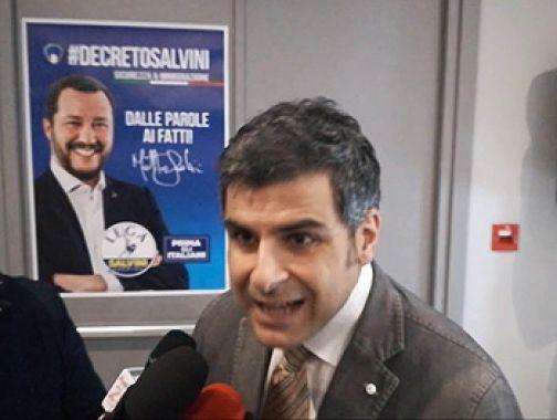 Lega Benevento, raccolta firme a sostegno di Matteo Salvini