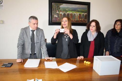 Consiglio provinciale, sorteggiati i numeri d'ordine nella scheda elettorale