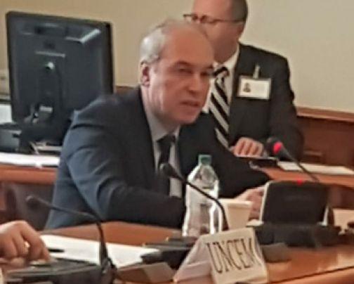 Modifiche al Codice della strada, Zaccaria Spina in Commissione alla Camera