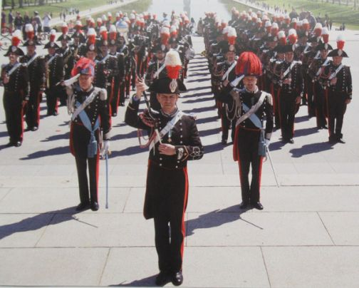 Domani al Teatro Massimo concerto della Banda dei Carabinieri