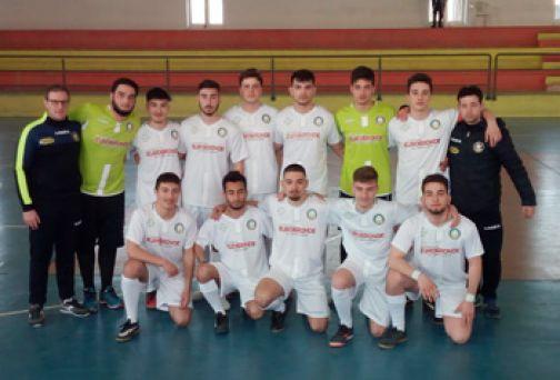 Calcio a 5 under 19, Eurogronde Sviluppo&Lavoro vince e vede i playoff