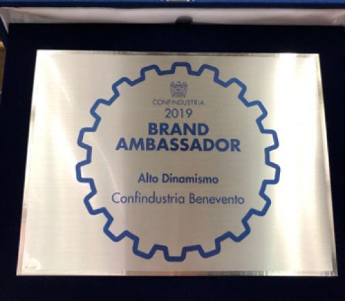 Best performer per marketing associative, Confindustria Benevento premiata a Roma