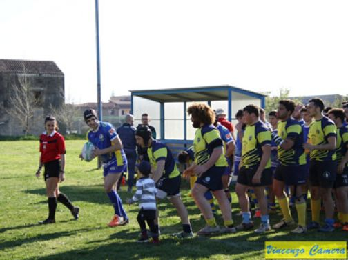 Rugby, IV Circolo: in C1 è pari a S. Maria C.V., salvezza centrata