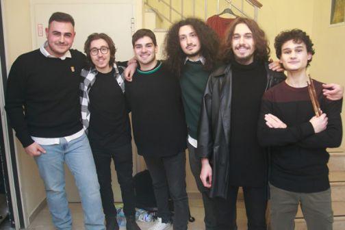 Benevento al concerto del Primo Maggio: pochi giorni per votare la band