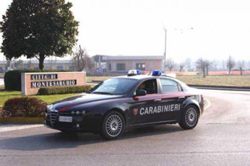 Carabinieri, operazione di controllo del territorio