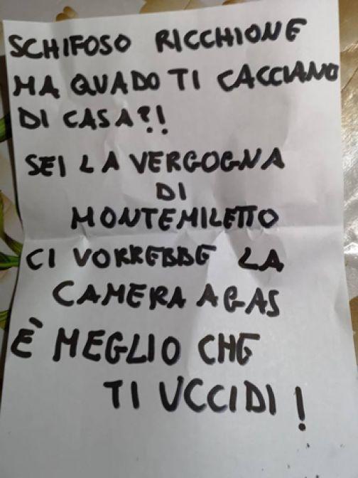 Minacce a un giovane attivista gay, sdegno di Arci Benevento