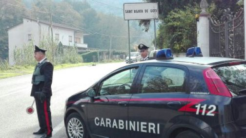 S. Agata dei Goti, sfruttamento del lavoro: negoziante denunciato dai Carabinieri