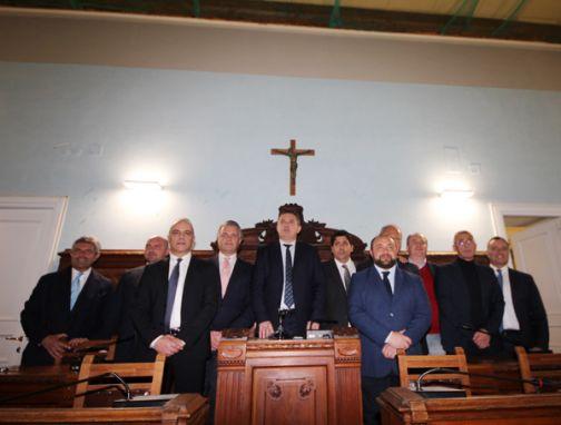 Si è insediato il Consiglio Provinciale di Benevento eletto lo scorso 10 marzo