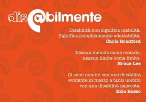 Dugenta, il 21 marzo la presentazione di Dis@bilmente-Onlus