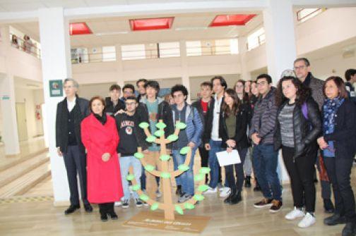 """Celebrata la """"Giornata dei Giusti"""", tra Liceo Rummo e Museo del Sannio"""