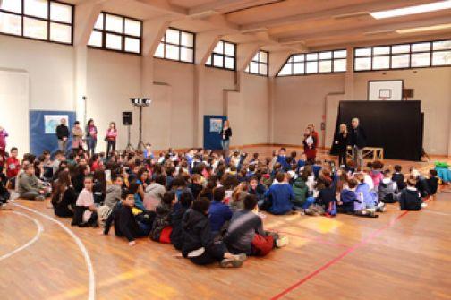 Gesesa ha celebrato a scuola la giornata mondiale dell'acqua