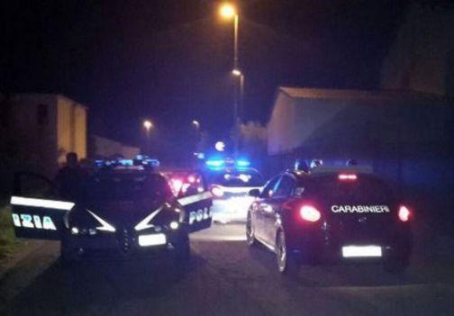 In fuga dopo un furto, albanese arrestato da Polizia e Carabinieri dopo un folle inseguimento