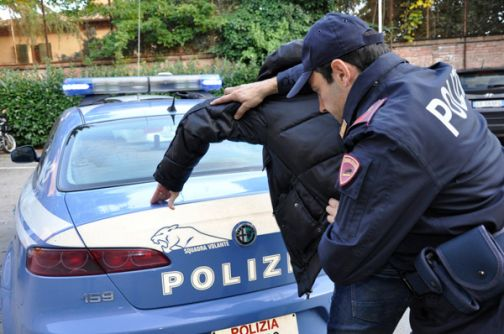 Rapina pluriaggravata in abitazione, arrestato cittadino serbo