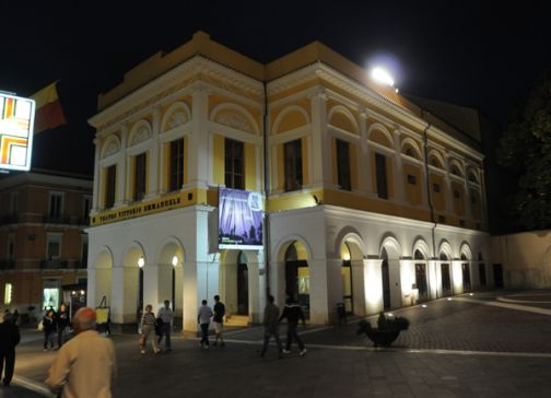 Teatro Comunale, il Provveditorato alle Opere Pubbliche ha trasmesso il progetto esecutivo