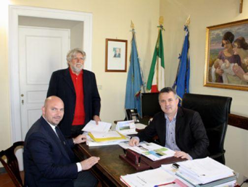 Provincia, Di Maria ha il suo vice: è Domenico Parisi