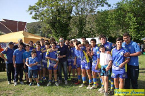 """Rugby, celebrato l'11° """"Memorial Filomena Ricci"""""""