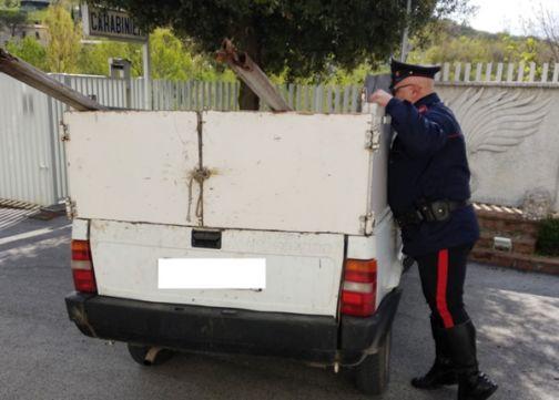 Gestione illecita di rifiuti, denunciato 41enne