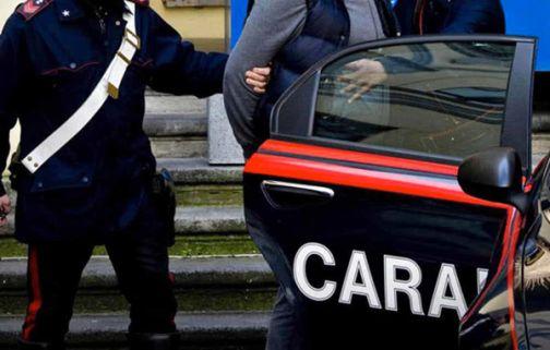 Pannarano, maltrattamenti aggravati in famiglia e lesioni personali aggravate: arrestato 51enne