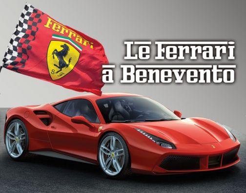 A giugno Benevento ospiterà un importante evento promosso dalla Ferrari