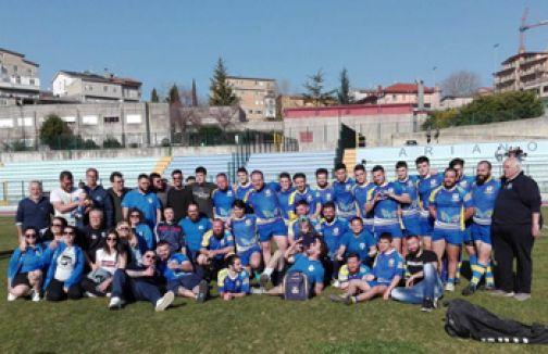 Rugby, IV Circolo: gran finale in C1 contro l'Afragola