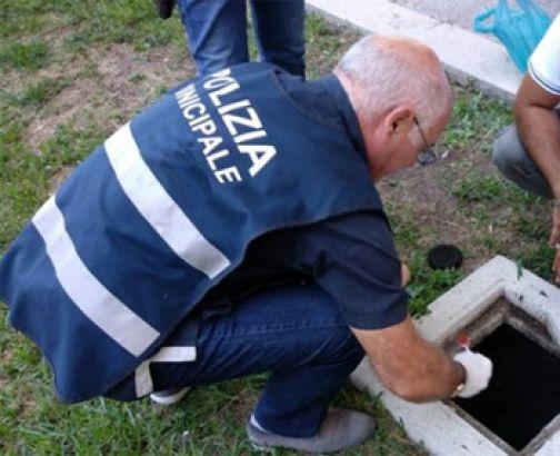 Scarichi fognari, Mastella alla Polizia Municipale: disporre controlli