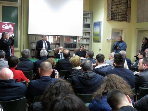 """Cives, Franco Roberti: """"La vera forza delle mafie sta fuori dalle mafie"""""""