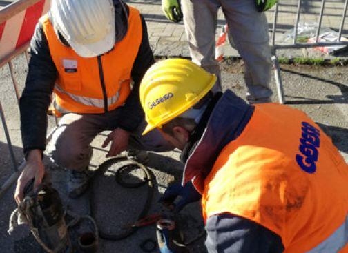 Gesesa, Paupisi: interruzione erogazione idrica per lavori sulla rete