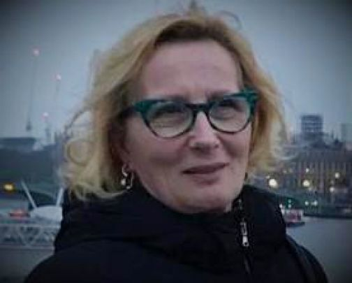 Giovannina Piccoli, candidata a sindaco di S. Agata