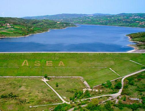 Piano d'investimenti per l'utilizzo dell'acqua dell'invaso di Campolattaro