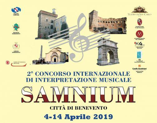 """Concorso Musicale  """"Samnium"""", ecco i nomi dei semifinalisti. Sabato la finale."""