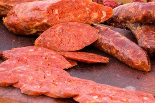 Dal 24 al 28 aprile: sagra della salsiccia rossa di Castelpoto