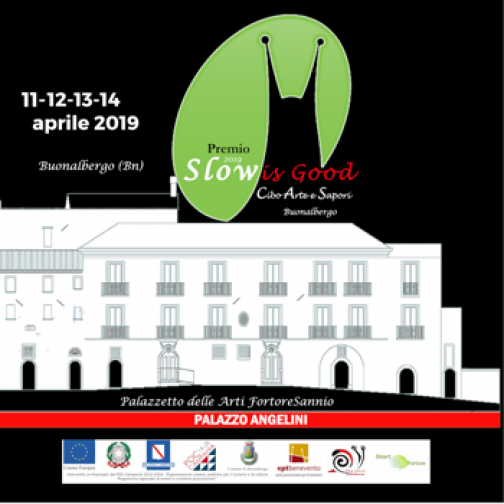 Alla Rocca la presentazione del Premio Evento Slow is Good 2019