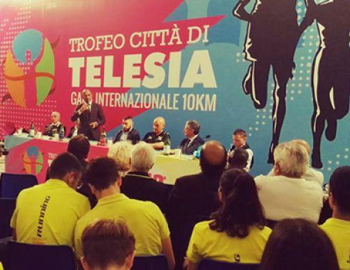 Corsa su strada, prende forma la 13esima edizione del Trofeo Città di Telesia