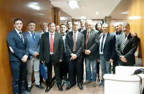 Il Sindacato dei Vigili del Fuoco, Conapo, incontra il ministro Di Maio