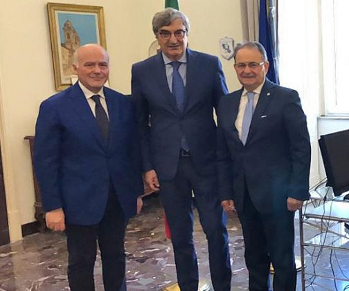 Il Prefetto di Benevento incontra il presidente del Conservatorio