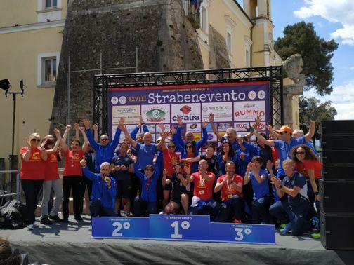 XXVIII edizione della Strabenevento, bilancio positivo per l'Amatori Podismo Benevento