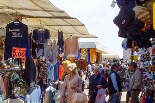 Universiadi, niente Mercato a Santa Colomba per tre sabati consecutivi: 29 giugno, 6 e 13 luglio
