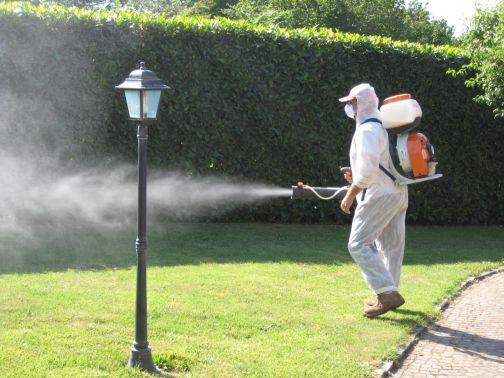 Asl, servizio di disinfezione e disinfestazione 18- 19- 20 giugno