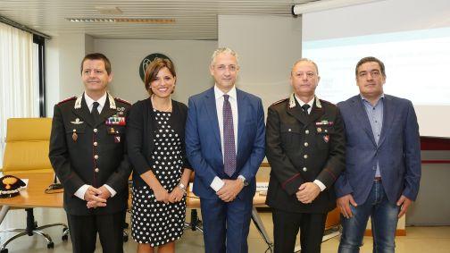 A Confindustria incontro con il Nucleo Operativo Ecologico dei Carabinieri