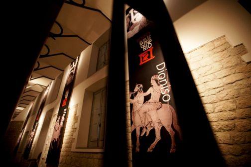 Montesarchio, al Museo del Sannio Caudino presentazione mostra 'Rosso immaginario'